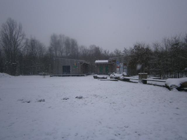 Das JGH im Winter